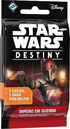 Star Wars Destiny - Império em Guerra