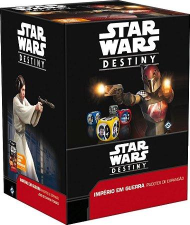 Star Wars Destiny - Império em Guerra (CAIXA)
