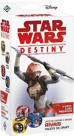 Star Wars Destiny - Rivais Pacote de Draft