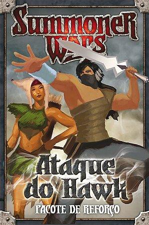 Summoner Wars Ataque do Hawk (Pacote de Reforço)