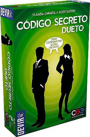 Código Secreto – Dueto