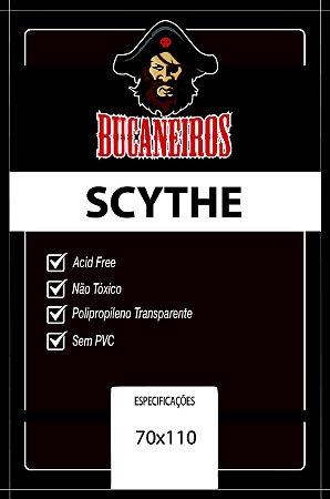 Sleeve Customizado Scythe 70x110 mm - Bucaneiros