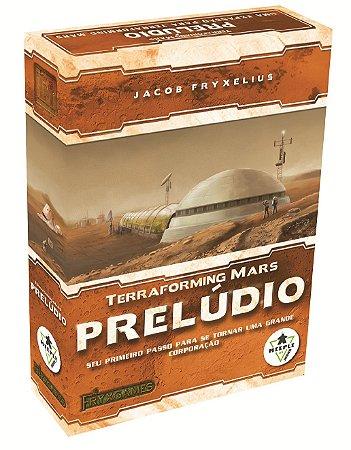Terraforming Mars Prelúdio