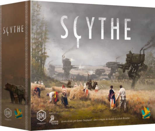 Scythe + Cartas Promo
