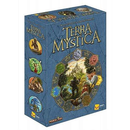 Terra Mystica + Terrenos Especiais