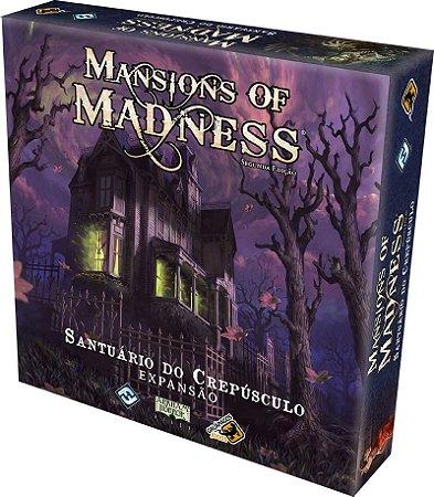 Mansions of Madness Santuário do Crepúsculo