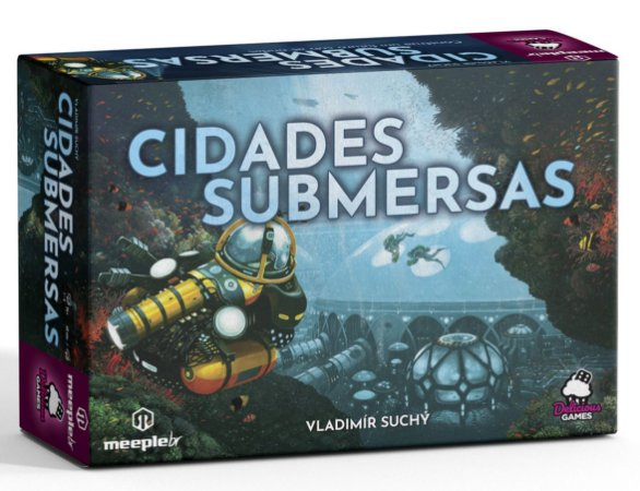 Сidades Submersas