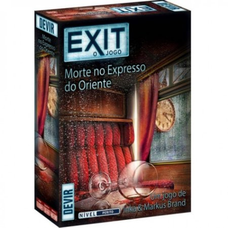 Exit Morte no Expresso do Oriente