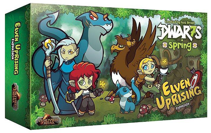 Dwar7s Elven Uprising Expansão