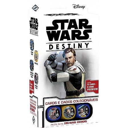 Star Wars Destiny - Obi-Wan Kenobi Pacote Inicial