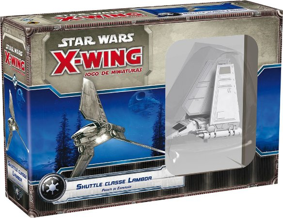 Stars Wars X-Wing - Expansão Shuttle Classe Lambda