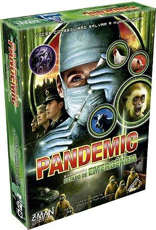 Pandemic Estado de Emergência