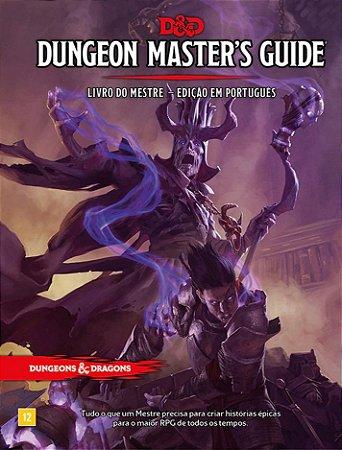 Dungeons and Dragons (5ª Edição) Livro do Mestre