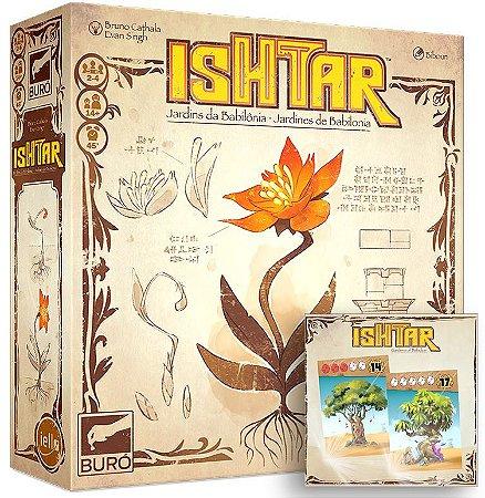 Ishtar Os Jardins da Babilônia + 2 Cartas Promos + Sleeve