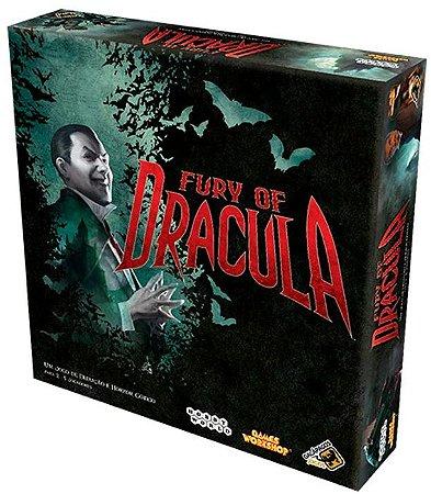 Fury of Dracula (Pré-venda)