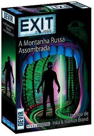 Exit A Montanha-Russa Assombrada