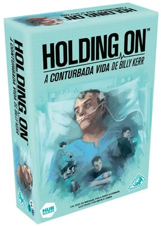 Holding On A Conturbada Vida de Billy Kerr