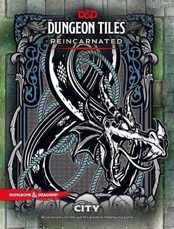 D&D: Dungeon Tiles Reincarnated - The City  (Inglês)