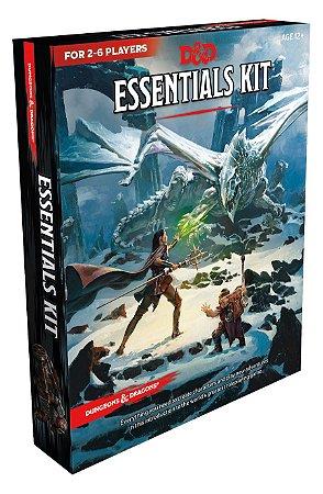 D&D: Essentials Kit (Inglês)