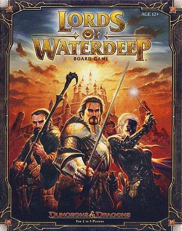 Lords of Waterdeep Board Game (Inglês)