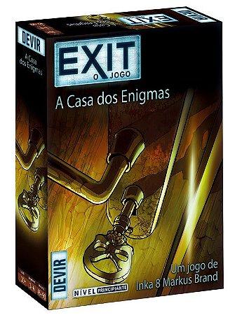 Exit A Casa dos Enigmas