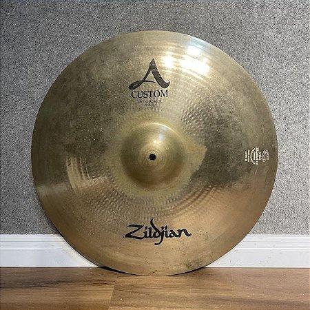 "Prato Zildjian A Custom Medium Ride 20"" B20"