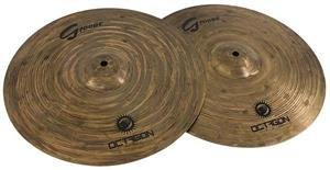 Prato Octagon Groove Power Chimbal 13""