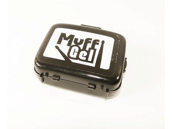 Abafador de Tambores Luen Muff Gel - Kit com 6!