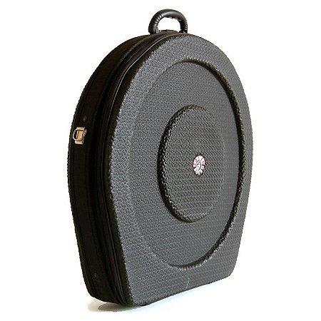 """SemiCase para Prato Solid Sound 22"""" C/ Rodinhas"""