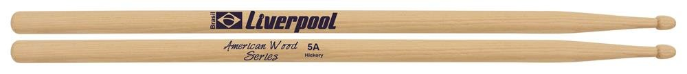 Baqueta American Hickory Liverpool 5A HY 5AM