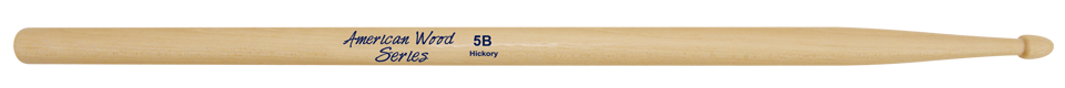 Baqueta American Hickory Liverpool 5B HY 5BM
