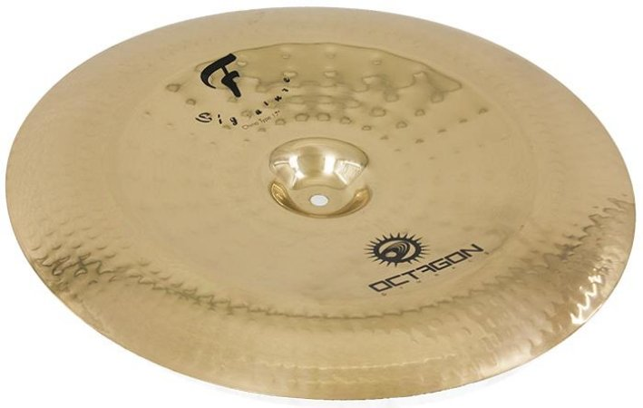 Prato Octagon F Signature China Type 17""