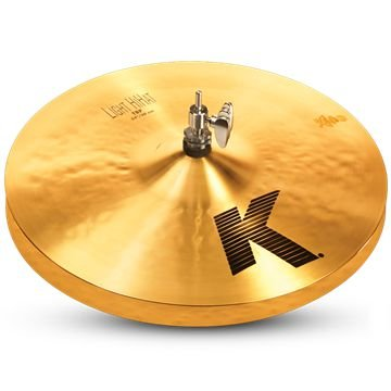 Prato Zildjian K Light Chimbal 15''