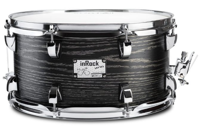 """Caixa Odery Inrock 10x6"""" Black Ash Limited Edition"""