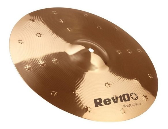 Prato Orion Rev 10 Medium Crash 15""