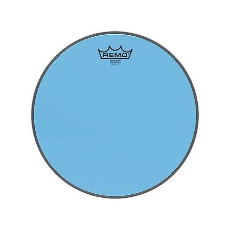 "Pele Remo Emperor Colortone Azul 12"""