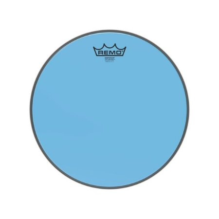 "Pele Remo Emperor Colortone Azul 14"""
