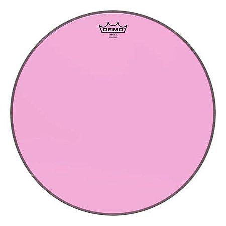 "Pele Remo Emperor Colortone Rosa Pink 12"""