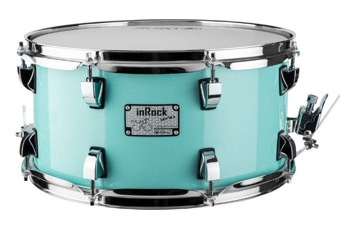 """Caixa Odery Inrock Surf Green Limited Edition 13x7"""""""