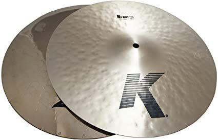 "Prato Zildjian K/Z Hi Hat 14"""