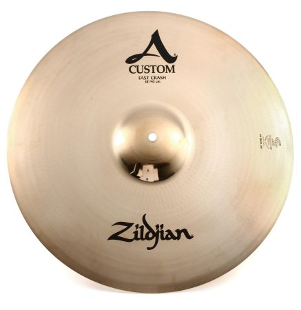 Prato Zildjian A Custom Fast Crash 18""