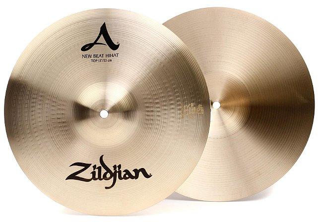 "Prato Zildjian A New Beat Hi Hat 13"""