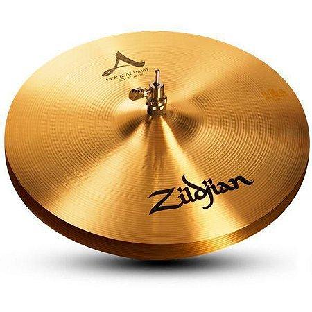 "Prato Zildjian A New Beat Hi Hat 15"""