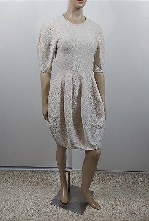 Alexander McQueen - Vestido  Jacquard