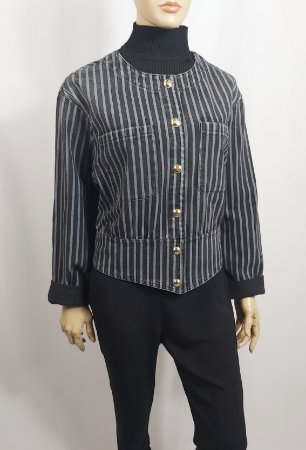 Chanel - Jaqueta Jeans