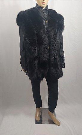 Bartoli Pelliccerie s.p.a - Leather Fur Coat