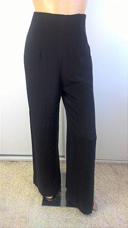 Emilio Pucci - Calça maxi cintura