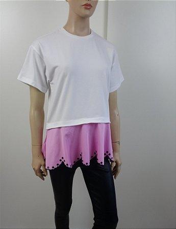 Emilio Pucci -  T shirt Barrado