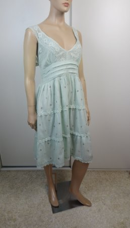 Luna Galena - Green dress