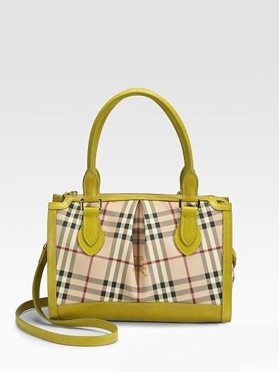 Burberry - Bolsa modelo small pilgrim shoulder bag